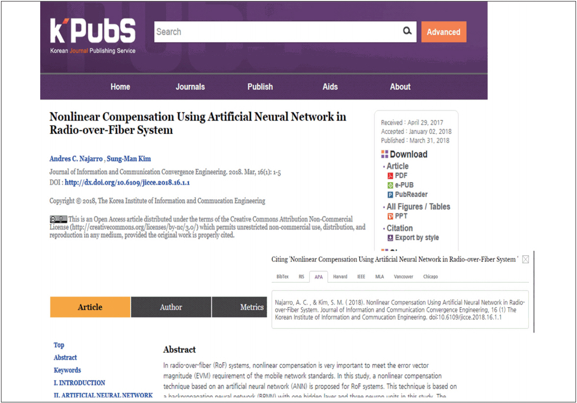 Latest trends in innovative global scholarly journal publication and